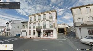 Hotel de France et Notre Dame, Castelnaudary, France