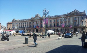 Place du Capitole, Toulouse, France